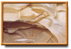 rawhide leather hides