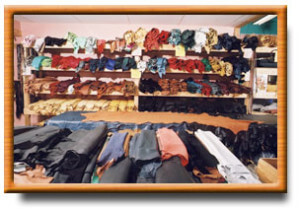fashion garment leather