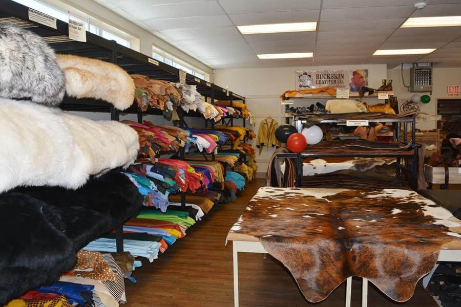 Buckskin Leather Company Nanaimo Bc Store Vancouver