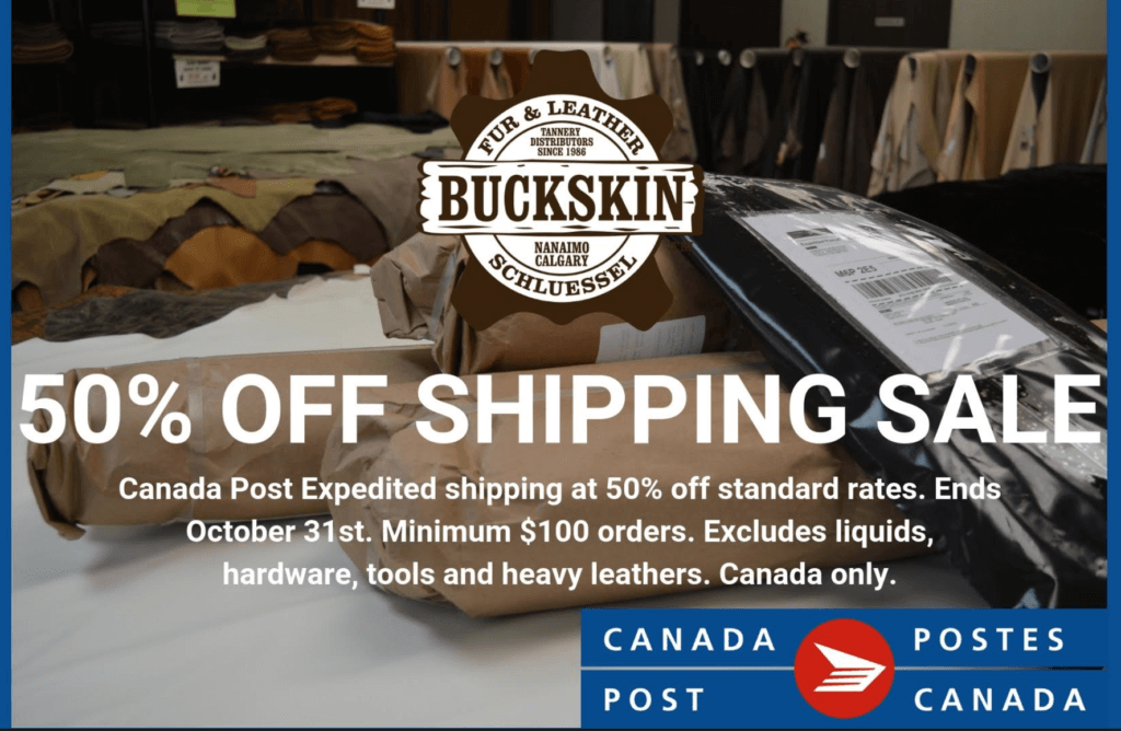 50% off Shipping