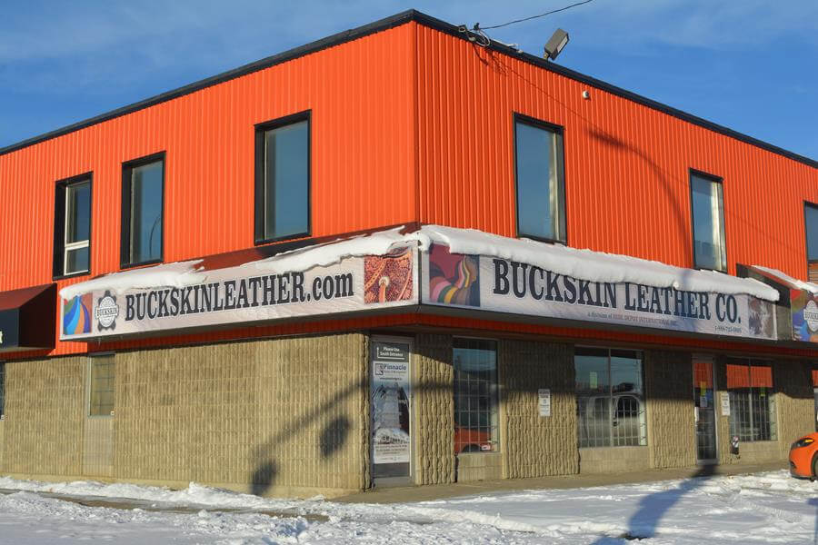 Buckskin Leather Company in Edmonton AB