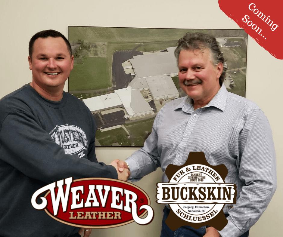 Weaver Leather & Buckskin Leather