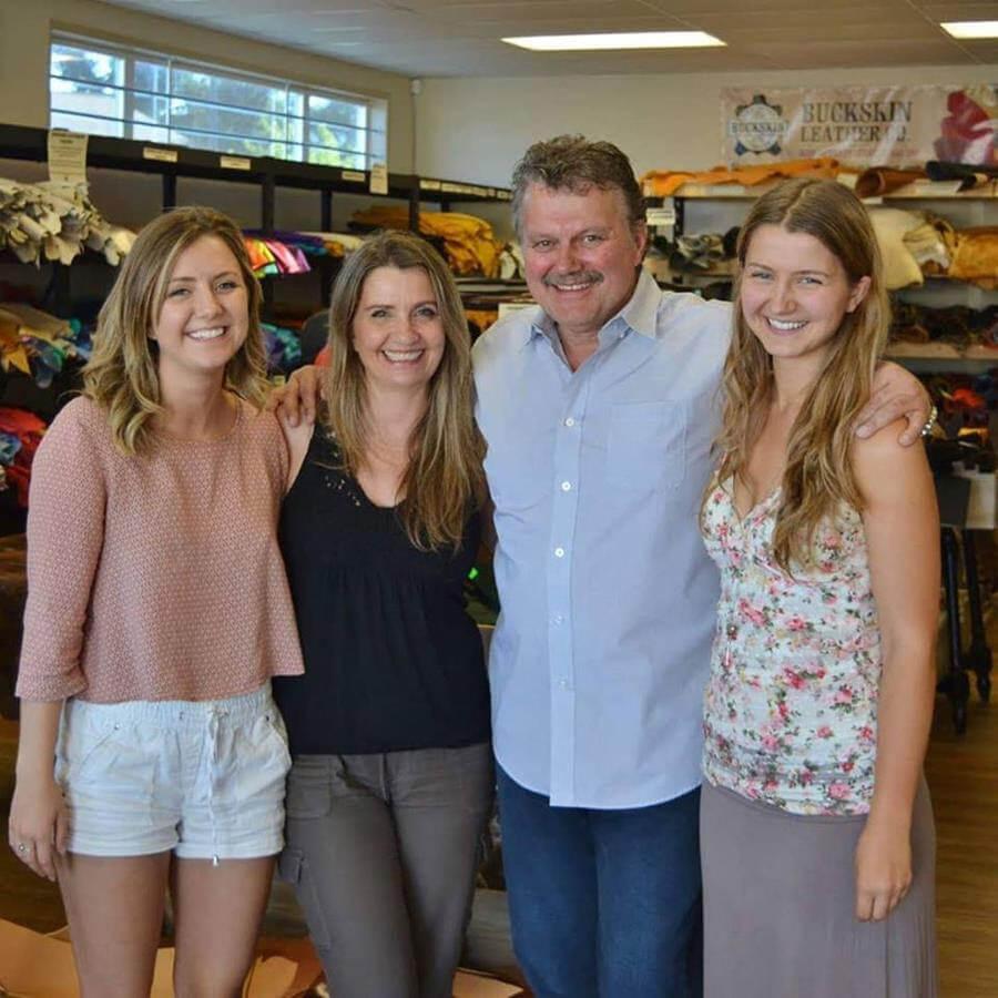 Team Buckskin Leather Co